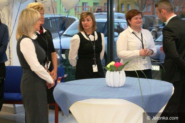 Jelenia Góra: Bank PKO świętował przenosiny
