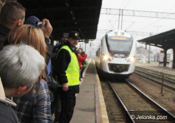 Region: Dzisiaj ruszył pociąg do Szklarskiej Poręby