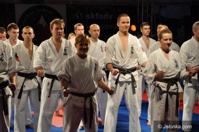 Lubliniec: Złota jeleniogórska drużyna Oyama Karate
