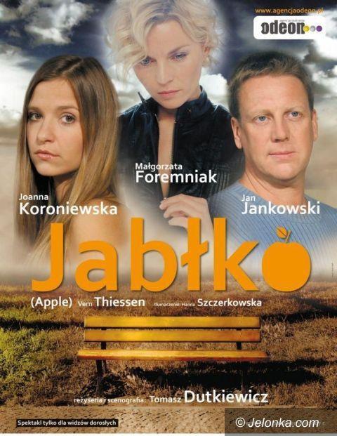 """Jelenia Góra: Foremniak, Koroniewska i Jankowski w """"Jabłku"""""""