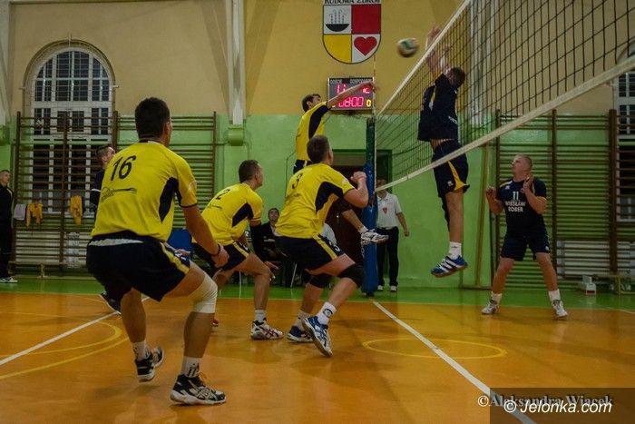 III-liga siatkarzy: Wicelider za silny dla Olimpii
