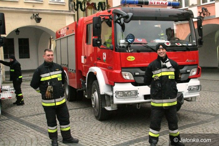 Jelenia Góra: Strażacy z OSP na Wiejskiej mają nowy wóz