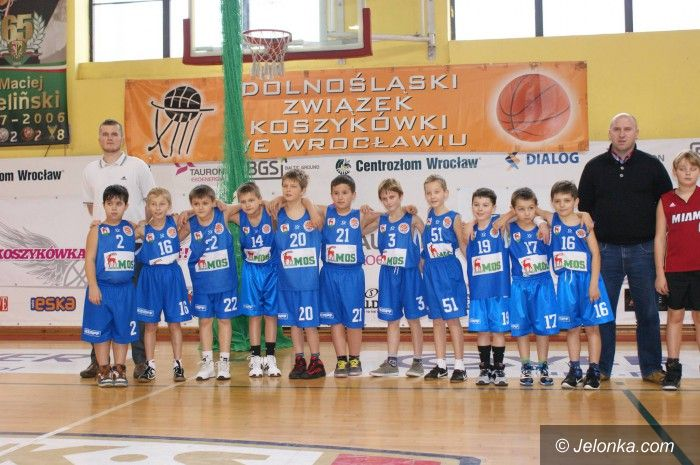 Wrocław: Niepokonani jeleniogórscy Basketmaniacy