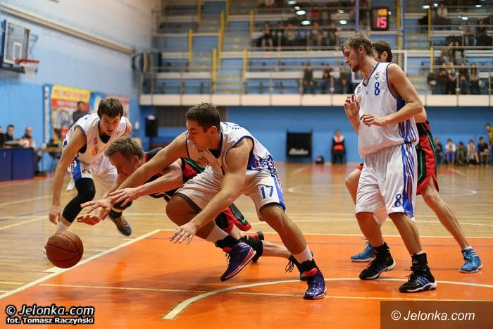 II-liga koszykarzy: Sudety jadą na Śląsk