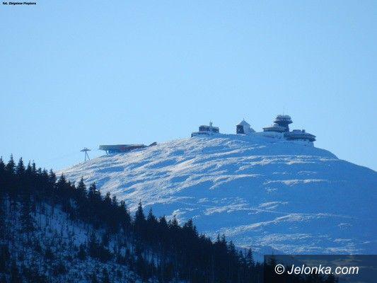 Region: Nowy wyciąg na Śnieżkę ruszy za pół roku