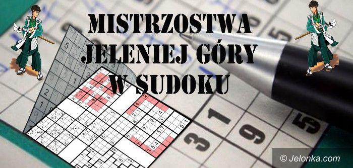 Jelenia Góra: Zmierz się z sudoku i wygraj