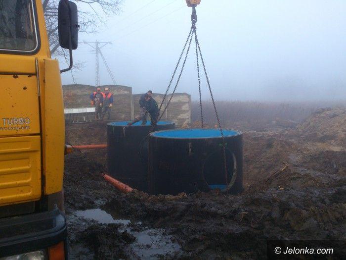 Jelenia Góra: Nowy separator dla czystości Kamiennej