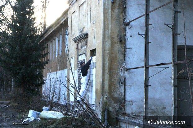 Jelenia Góra: Palmiarnia Schaffgotschów popada w ruinę