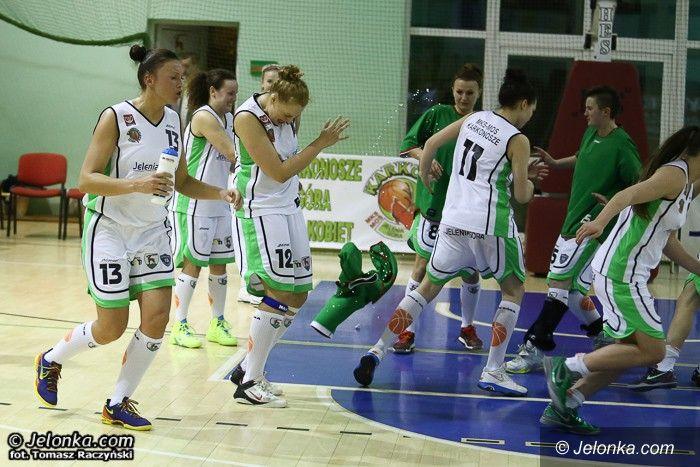I-liga koszykarek: MKS MOS Karkonosze zostaje w I–lidze!