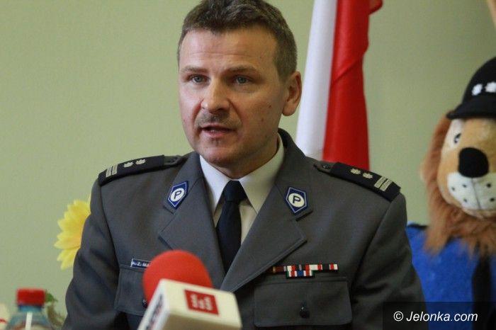 Jelenia Góra: Jakie działania na rzecz bezpieczeństwa po zmianach w policji