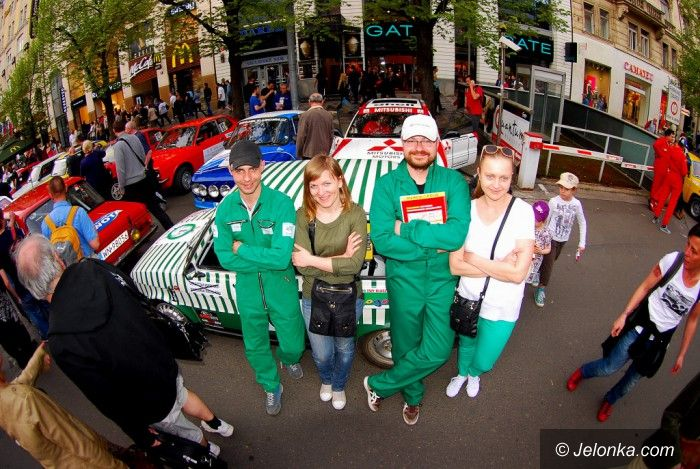 Praga: Gwiazdy i debiutanci! – Rallye Praha Revival