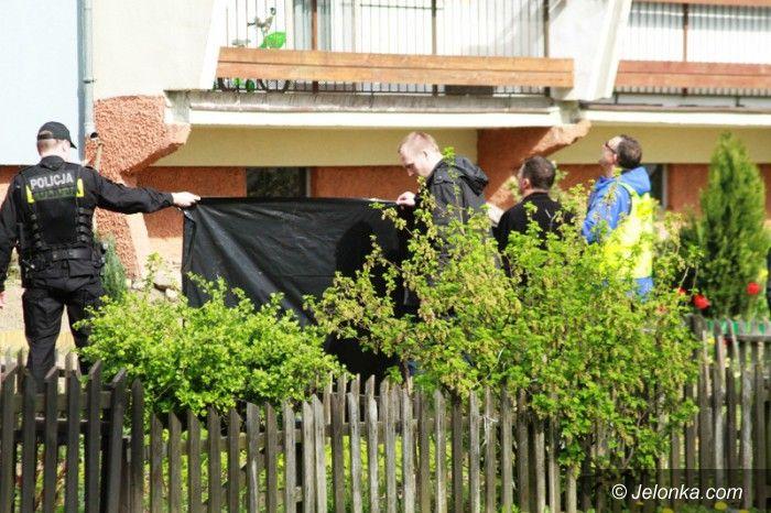 Jelenia Góra: Tragiczna śmierć mężczyzny na Noskowskiego