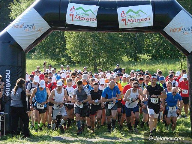 Region: Rywalizacja na trasie Chojnik Maratonu