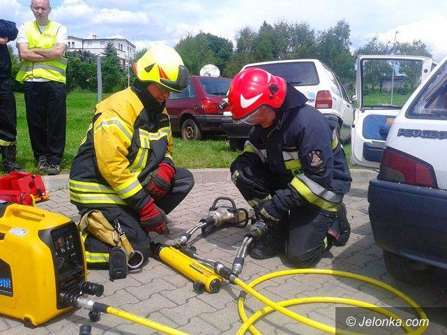 Region: Po manewrach ratowniczych straży pożarnej