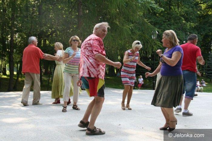 Jelenia Góra: Tanecznie w Parku Norweskim