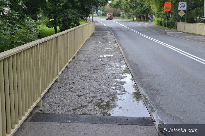 Jelenia Góra: Co z remontem tego mostu?