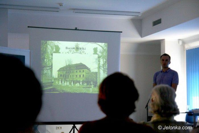 Jelenia Góra: Lubuskie rezydencje nie mają tyle szczęścia co nasze
