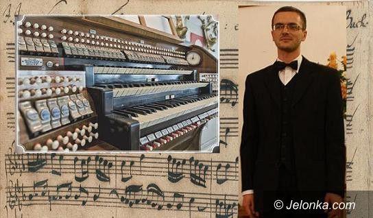 Jelenia Góra: Niedzielny koncert organowy: Marcin Armański