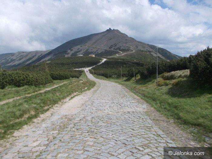 Karpacz: Trzy razy na Śnieżkę, czyli... na Mont Blanc