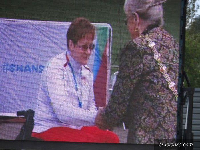 Swansea: Lucyna Kornobys srebrną medalistką ME