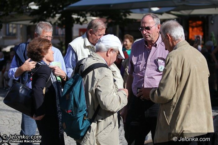 Powiat: Wizyta dawnych mieszkańców pełna symboli