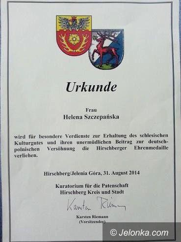 Region: Miłośniczka Trzcińska z Medalem