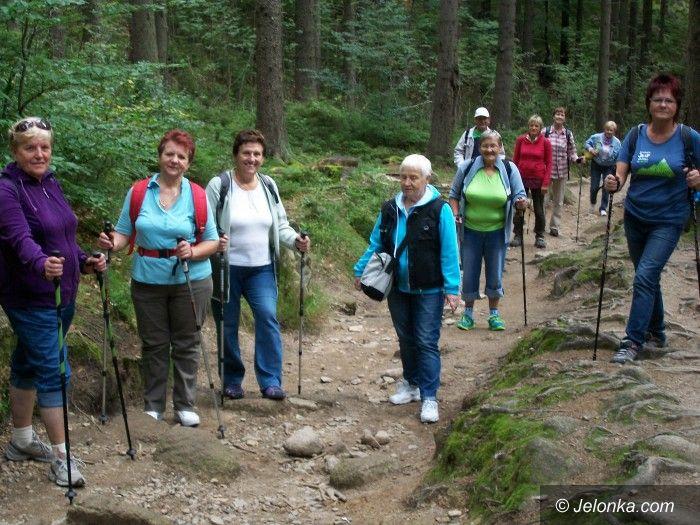 Jelenia Góra: Inwalidzi wzroku na kolejnej wyprawie z Crossem