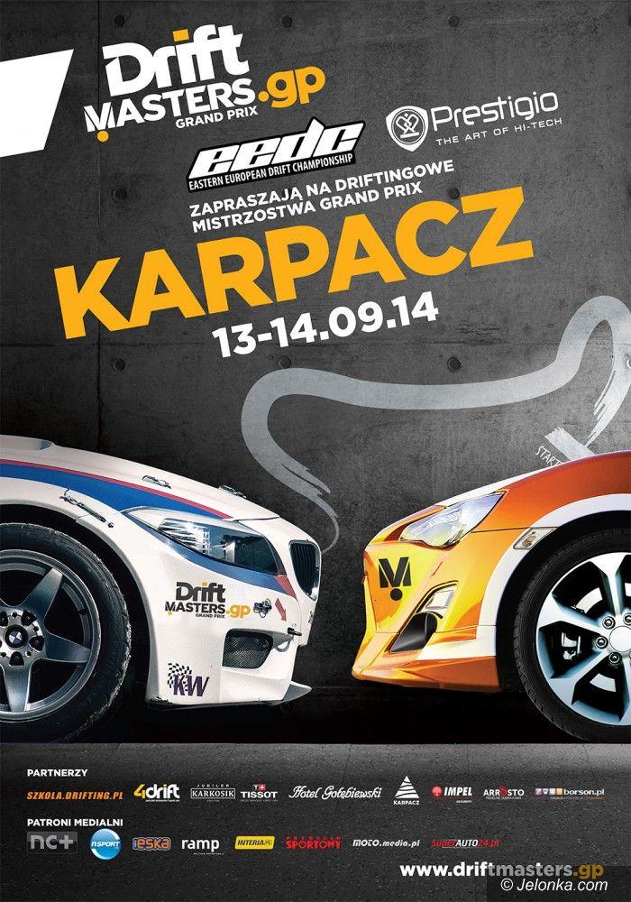 Karpacz: Finał godny mistrzów – Drift Masters Grand Prix zaprasza do Karpacza