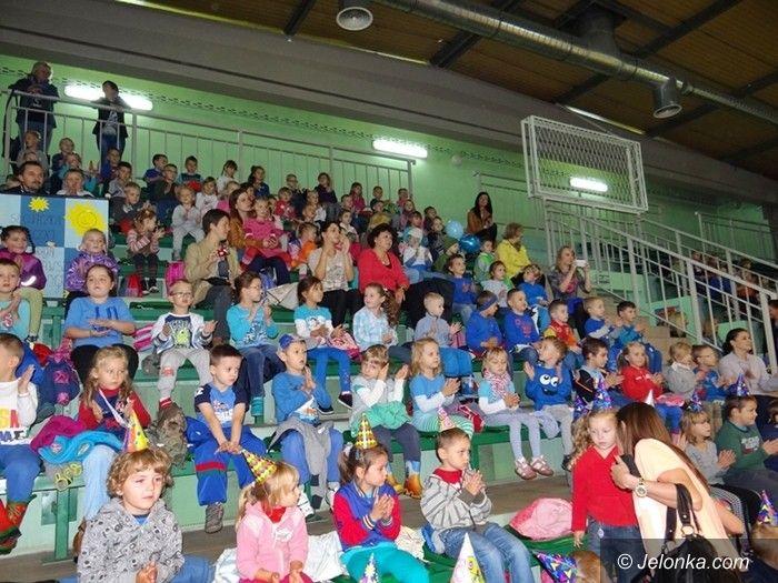 Jelenia Góra: Przedszkolaki świętowały
