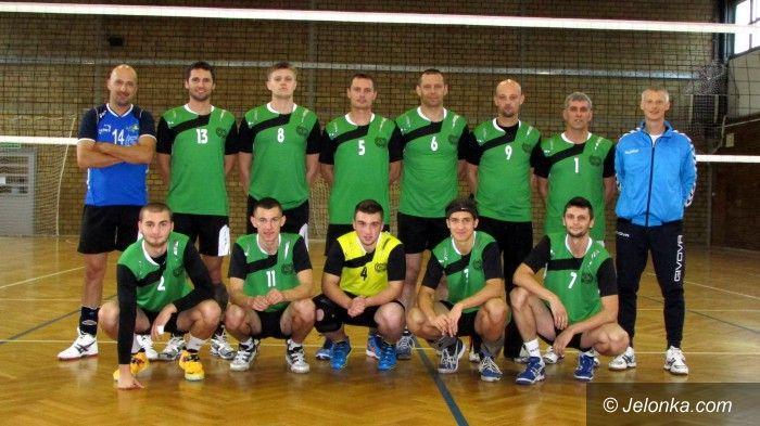 Oława: Siatkarze Olimpii Kowary wygrali w Oławie