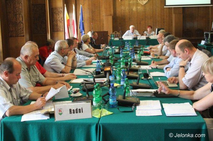 Jelenia Góra: Jutro sesja rady miejskiej