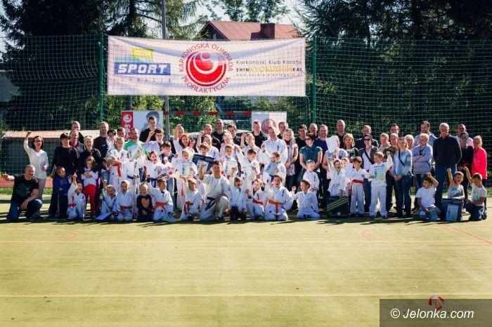 Jelenia Góra: III Karkonoska Olimpiada Profilaktyczna Shinkyokushinkai