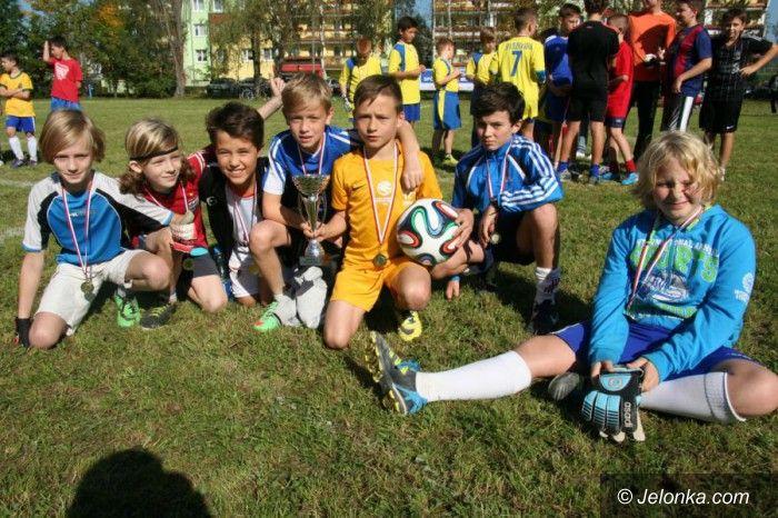Jelenia Góra: Sportowa rywalizacja w turnieju o puchar prezesa JSM