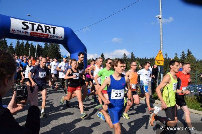 Świeradów-Zdrój: Ponad 400 osób pobiegło w 4F RUN Świeradów Zdrój