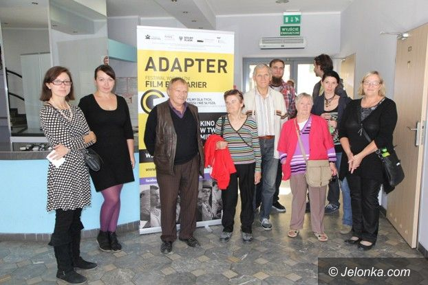 Jelenia Góra: Kino bez barier na festiwalu Adapter