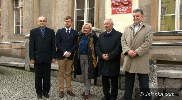 Jelenia Góra: PiS przedstawił kandydatów do samorządu