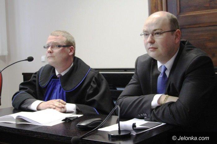 Jelenia Góra: Ugoda w sądzie w sprawie przeciwko M. Sajnogowi