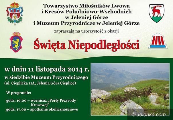 """Jelenia Góra: """"Perły Przyrody Kresowej"""" w Muzeum Przyrodniczym"""