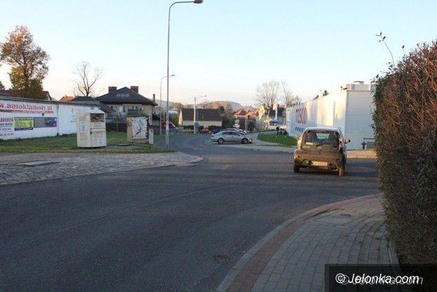 Jelenia Góra: Niebezpiecznie na skrzyżowaniu ulic Malinnik