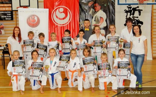 Czarny Bór: Mamy mistrzów Dolnego Śląska w karate