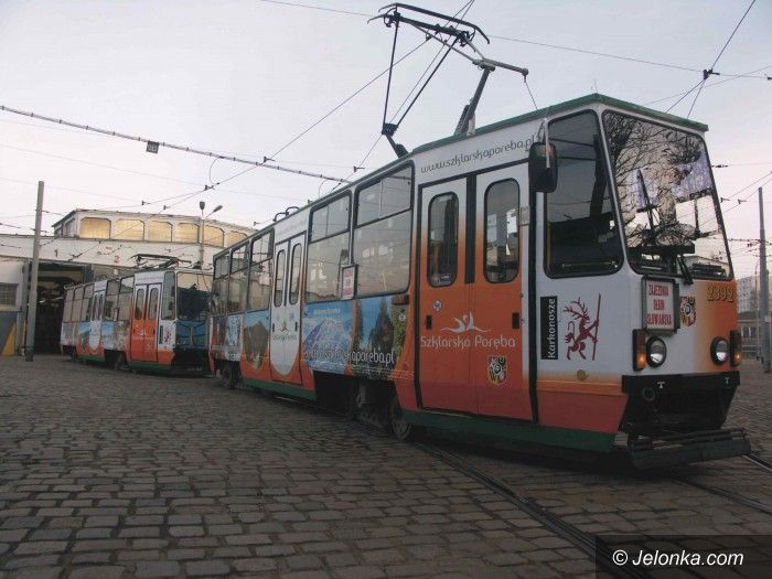 Region: Tramwaj we Wrocławiu reklamuje Szklarską Porębę