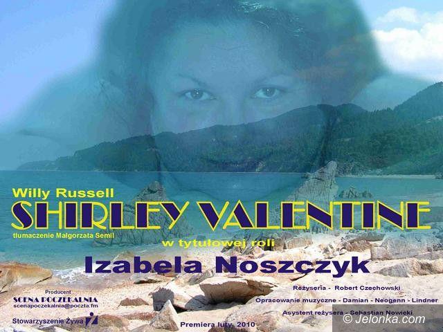 """Szklarska Poręba: Monodram """"Shirley Valentine"""" z humorem"""