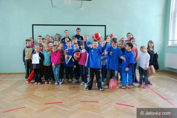 Sosnówka: Przerwa z piłkarzami Karkonoszy w Sosnówce