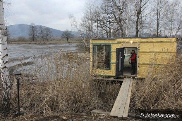 Region: W Podgórzynie powstaje dom na wodzie