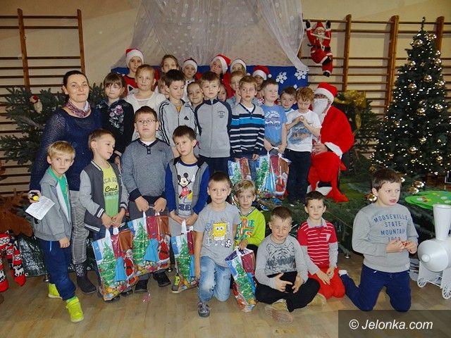 Jelenia Góra: Przedszkolaki z Sobieszowa zasłużyły na prezenty