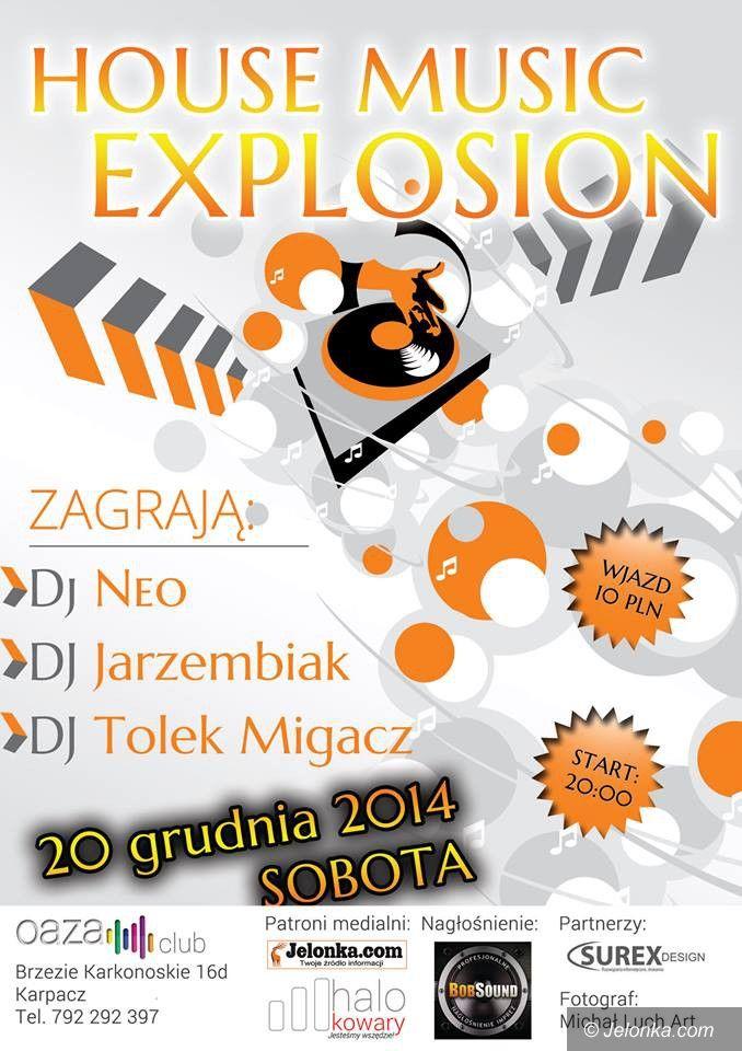 Karpacz: House Music Explosion w Karpaczu