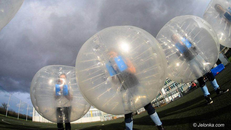 Jelenia Góra: Już jest! Bubble Futbol w Jeleniej Górze