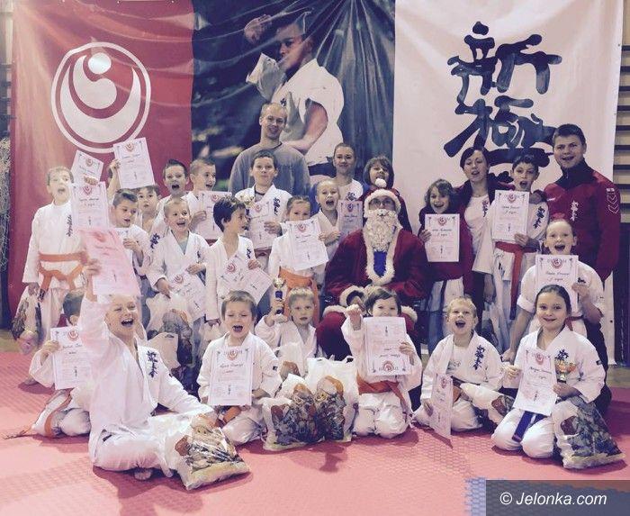 Szczawno Zdrój: Sukcesy młodych karateków Shinkyokushinkai