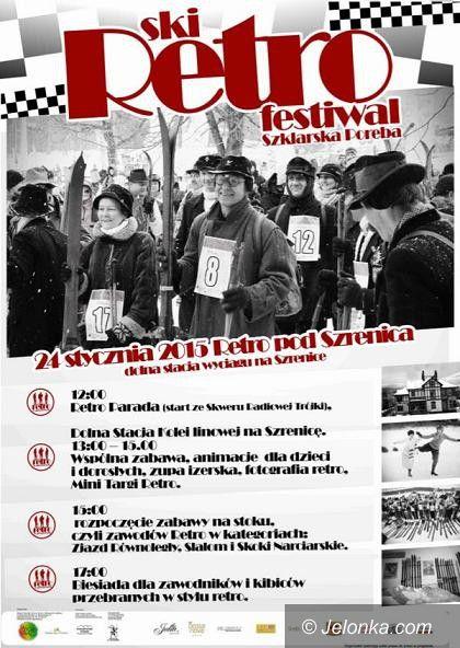 Szklarska Poręba: Ski Retro Festiwal 2015 od jutra
