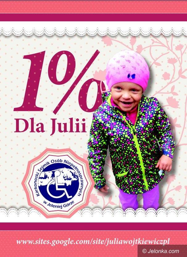 Jelenia Góra: Potrzebna pomoc dla Julii